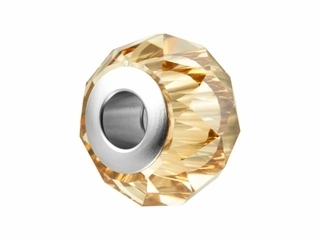 Swarovski pandora 5940. Crystal golden shadow.