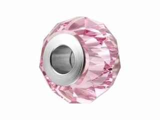 Swarovski pandora 5940. Light rose.