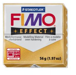 Fimo effect metallic goud nr. 11.